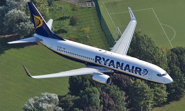 Menace De Grève Du Personnel De Cabine Espagnol De Ryanair.